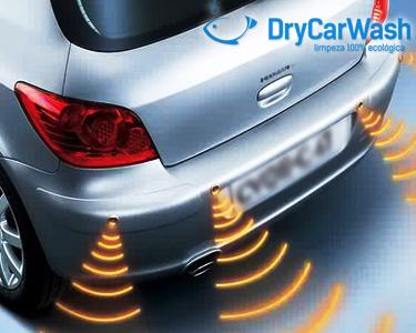 Aplicação de Sensores de Estacionamento no Carro + 40€ Desconto