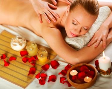 Candle Massage Therapy 1hora | Especial América do Norte