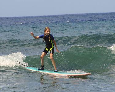 Apanhar Ondas é na Costa da Caparica! 2 Ou 4 Aulas de Surf