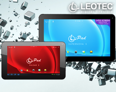 Tablet Leotec 7'' ou 10' | Wireless e Android