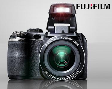 Câmara Fujifilm® Finepix S4500 | 14 Megapixels