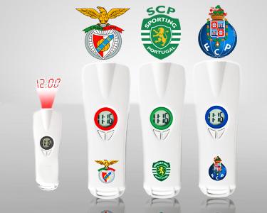 Super Preço!Lanterna Oficial Multifunções | Benfica, Sporting OU Porto