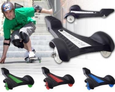 Skate de 3 rodas | Adrenalina Extra