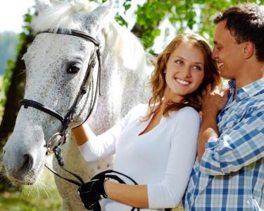 Um Romance de Natal | Passeio a Cavalo para Casal | Quinta da Marinha | Cascais