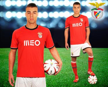 Novo Preço | Réplica do Equipamento Oficial Benfica 2013/14
