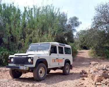 Natal & Aventura | Passeio em Jeep em Sintra para Dois & Almoço