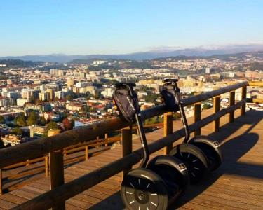 Romance num Passeio de Segway | Circuito Monte Picoto em Braga