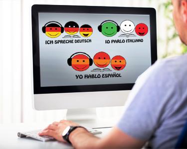 Decisão para 2014 - Vou Aprender um Novo Idioma - Alemão, Espanhol ou Italiano