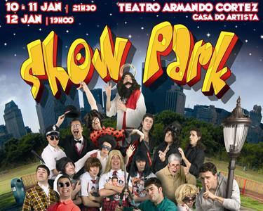 A Melhor Comédia da Europa chega ao Teatro Armando Cortez | Show Park
