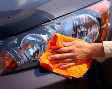 Revitalização + Impermeabilização Pintura Automóvel + Polimento Faróis | Dry Car Wash