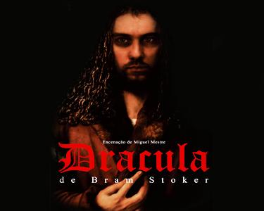 Drácula de Bram Stocker - Grande Produção - 15 Actores Encarnam 27 Personagens