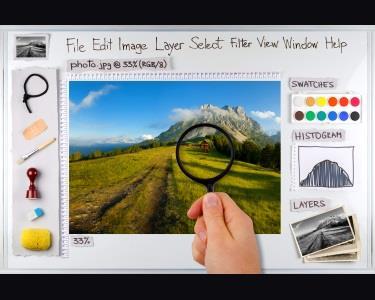 Curso Online Photoshop CS6: O Poder da Imagem!