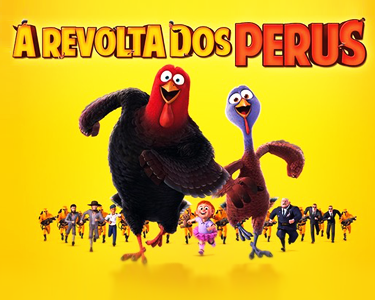 «A Revolta dos Perus» no Cinema City | Bilhete & Pipocas
