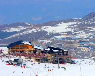 Serra Nevada | Carnaval na Neve para 2 ou 4 Pessoas
