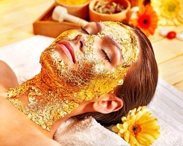Peeling Ouro Corporal c/ Iluminador de Ouro | Gaia