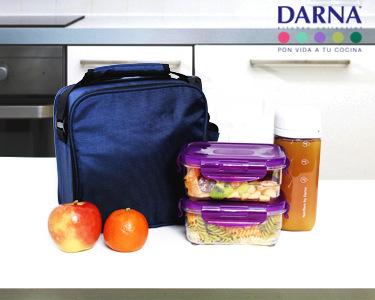 Super Preço | Lancheira & 3 Recipientes - Bag&Go!
