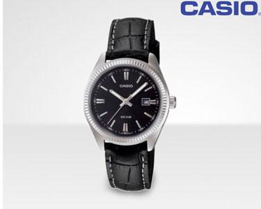 Relógio Casio® | Escolha o seu! -> Escolha o modelo -> Relógio Casio® | Mulher LTP-1302L-1A