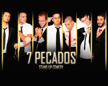 Um Espectáculo de Comédia que é um Pecado ou «7 Pecados» | Malaposta