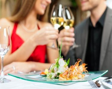 Menu Romance ou Premium   Valentine Day´in Lounge para Dois