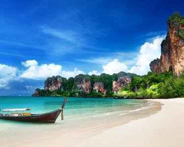 Tailândia | Bangkok e Krabi - 7 Noites com Voo
