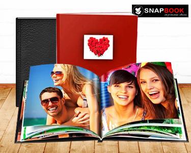 O seu Álbum Personalizado | Foto Livro-Landscape 30x30 e 24 Páginas
