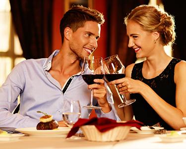Buffet à Discrição + Bebida + Cafés   Happy Valentine´s Day