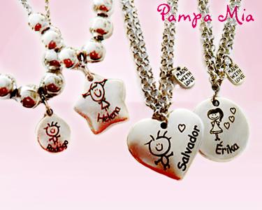 Fios e Pulseiras Pampa Mia® | Personalize o Amor