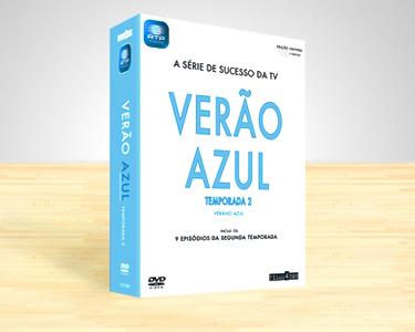 DVD Verão Azul | 2ª Temporada