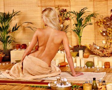 Prazer Tântrico   Massagem a Sós ou para Dois 1h30   Spa Amazónia