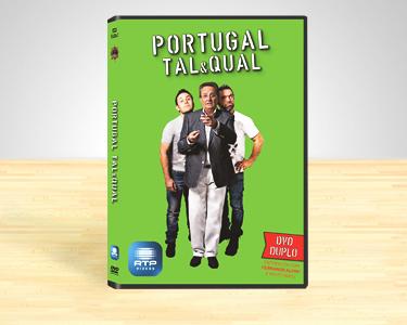 Portugal Tal & Qual | DVD
