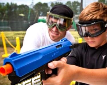 Aventura & Adrenalina Total para os mais Novos | Splat Master