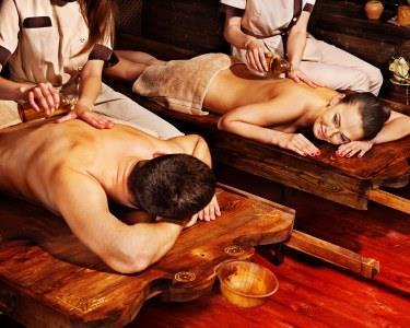 Massagem Dia dos Namorados à La Carte 1h | Pinheiro Manso
