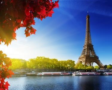 Paris | Dia dos Namorados | Voo + 3 Nts + City Tour e Cruzeiro no Sena