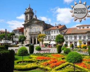 Comfort Inn Fafe - Guimarães | Noite, Vinho do Porto & Jantar Regional