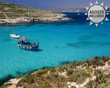 Verão em Malta | 5 Noites com Voo e Transfers