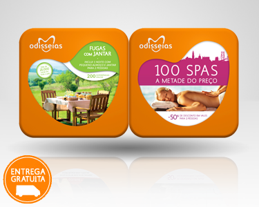 2 Presentes: Fugas com Jantar & 100 Spas