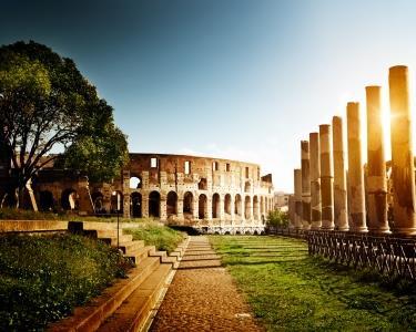 Roma | Avião + 3 Noites + City Tour Hop on/Hop Off na Cidade Eterna
