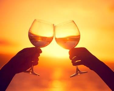 Dia de S. Valentim a Bordo | Doce & Bebida