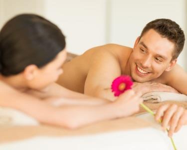 Be Romantic | Massagem Delícia de Aromas a Dois