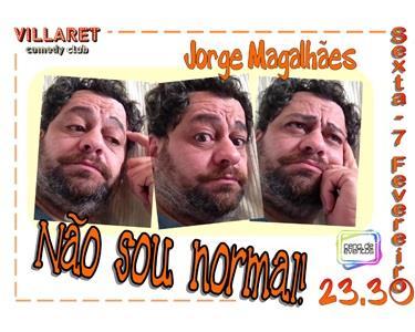 Espectáculo de Comédia 'Não Sou Normal' - Anormal é Não Assistir a Esta Comédia!
