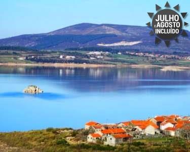 Verão no Gerês! 1 a 5 Nts no Hotel Montalegre 4* & SPA