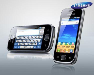 Samsung Galaxy Gio GT-S5660 | Branco ou Preto
