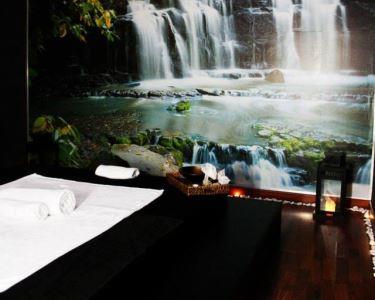 Encontre o seu estado Zen! Massagem de relaxamento de pindas chinesas | Maia