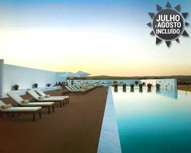 Verão no Alentejo! 1 a 5 Noites no Ecorkhotel Évora Suites & SPA