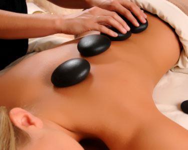 Massagem Stone Spirit... Sinta o Calor das Pedras 1h | Av. de Roma