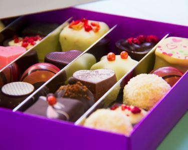 Chocolates Gourmet | A Tentação do Romance... Especial S.Valentim!