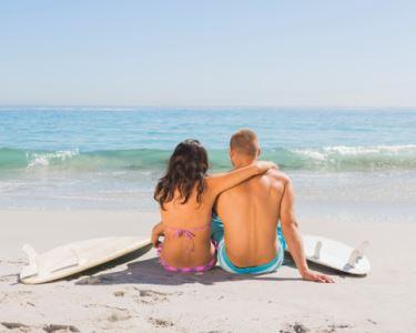 Ondas de Amor | Aula de Surf Dia dos Namorados
