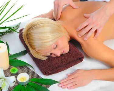 Massagem de Relaxamento ou Terapêutica em sua Casa | Braga