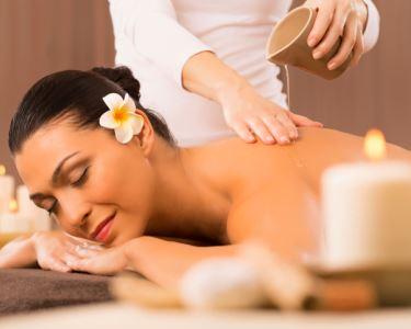 Massagem à Escolha & Ritual de Chá | 1 Ou 2 Pessoas | São Valentim |  Pontinha