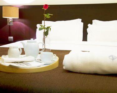 São Valentim - 2 Noites de Romance no Hotel Conde d´Águeda